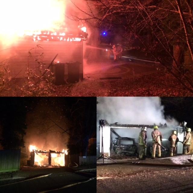 garage-fire