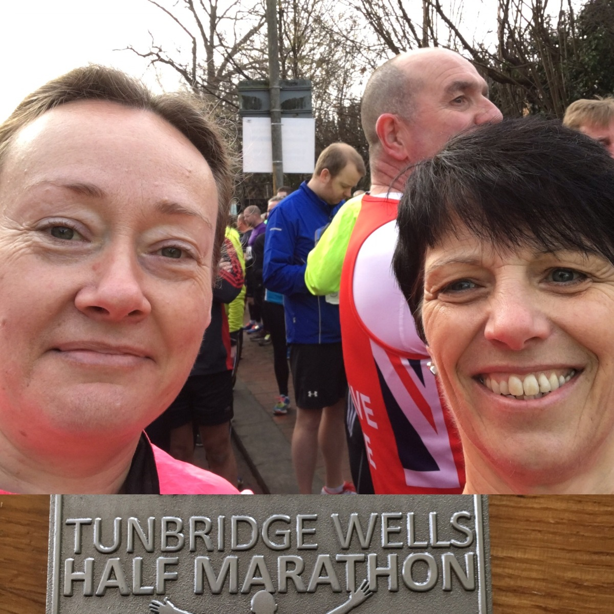 February – Tunbridge Wells HalfMarathon
