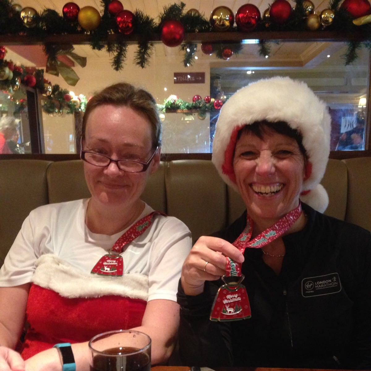 December – Merry Christmas Virtual Half Marathon