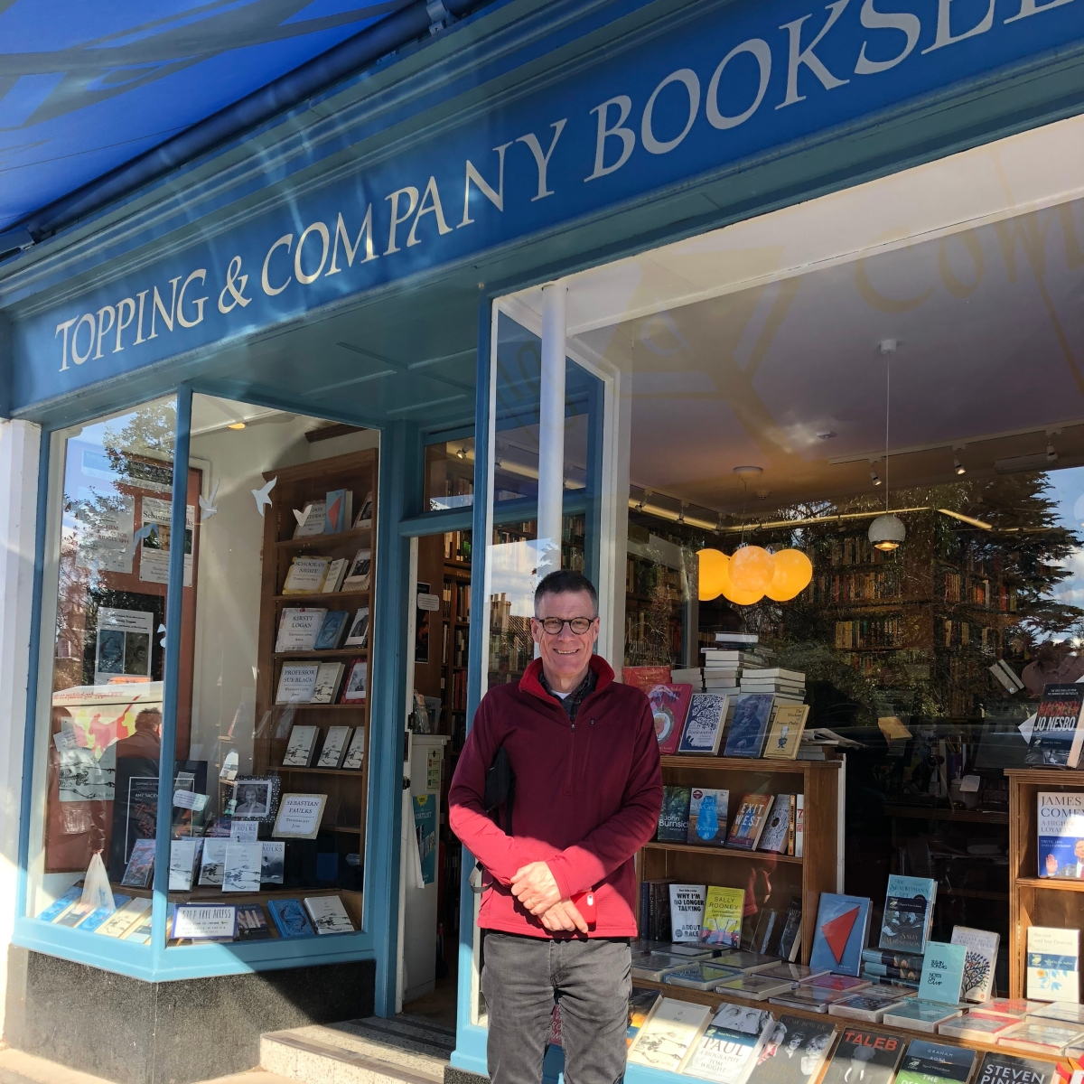 In Praise of Independent BookShops